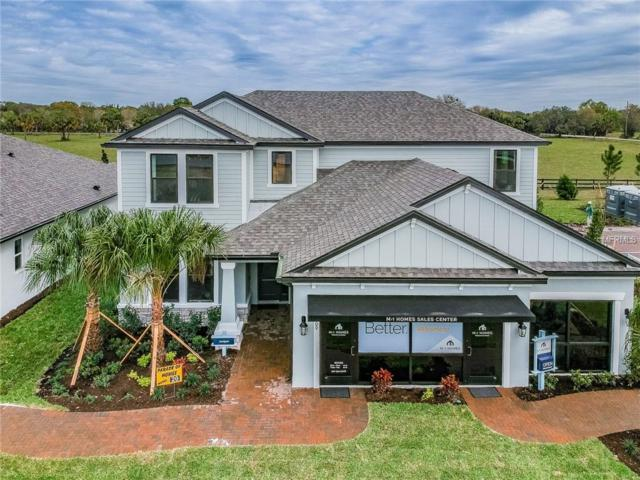 2016 Woodleaf Hammock Court, Lakewood Ranch, FL 34211 (MLS #R4901501) :: Medway Realty