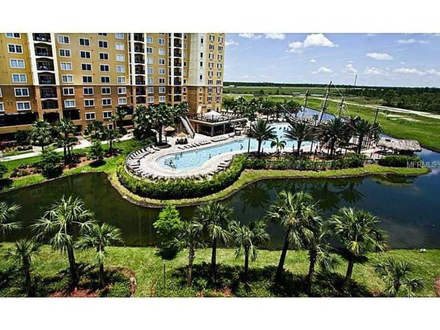 8101 Resort Village Drive #3506, Orlando, FL 32821 (MLS #S4854310) :: The Heidi Schrock Team