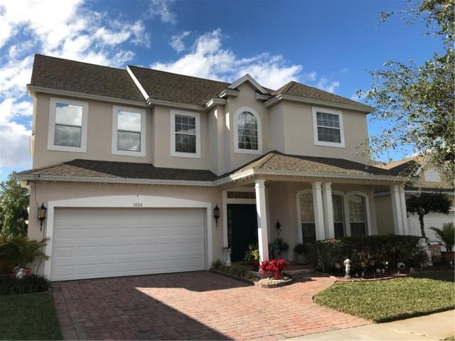 1006 Whirlaway Drive, Kissimmee, FL 34744 (MLS #S4855620) :: The Lockhart Team
