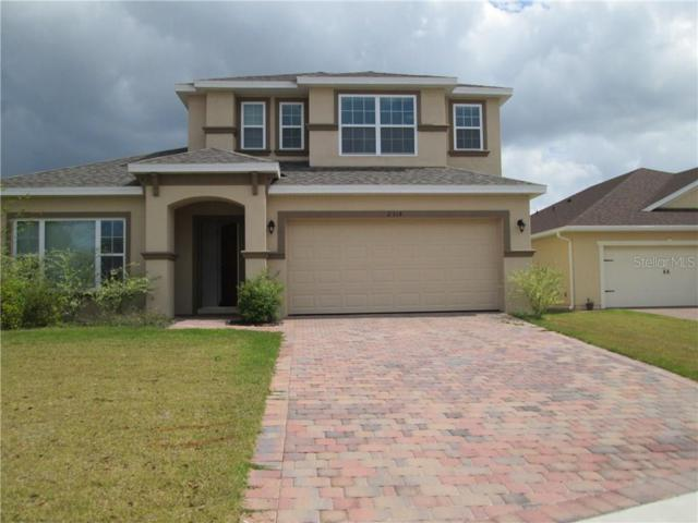2514 Addison Creek Drive, Kissimmee, FL 34758 (MLS #S4858504) :: The Duncan Duo Team