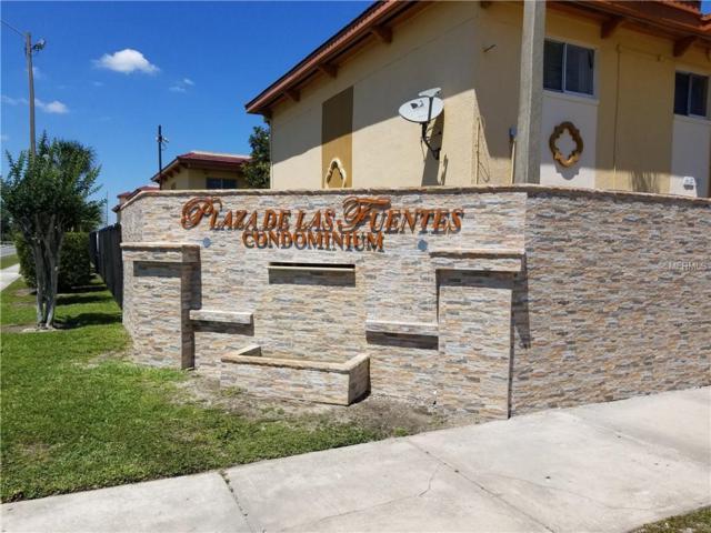 707 Mcdougall Court #707, Orlando, FL 32809 (MLS #S5000510) :: The Duncan Duo Team