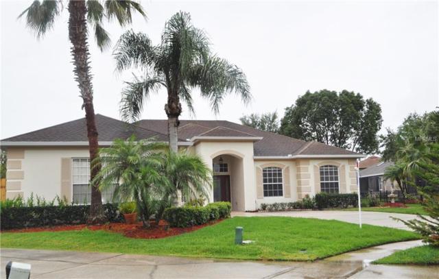 242 Pebblerock Court, Orlando, FL 32828 (MLS #S5001849) :: GO Realty