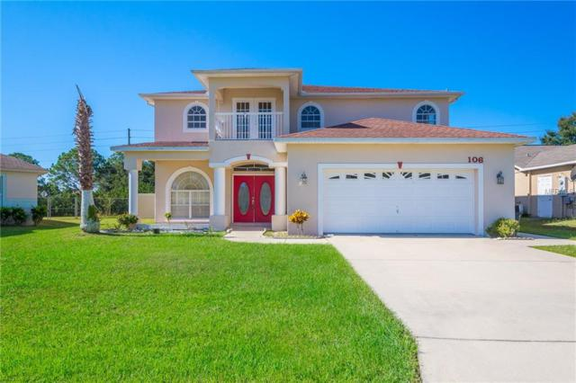 106 Castleford Way, Kissimmee, FL 34758 (MLS #S5008402) :: Mark and Joni Coulter | Better Homes and Gardens