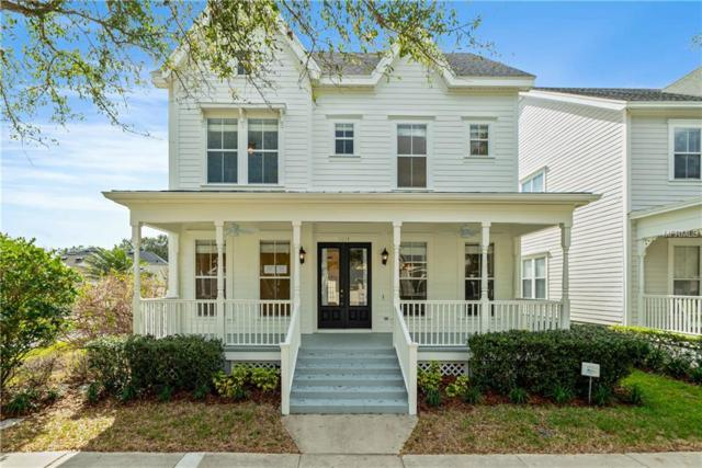 1014 Banks Rose Street, Celebration, FL 34747 (MLS #S5010911) :: RE/MAX Realtec Group