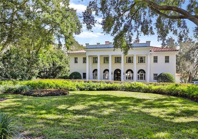 5231 Isleworth Country Club Drive, Windermere, FL 34786 (MLS #S5012094) :: Griffin Group