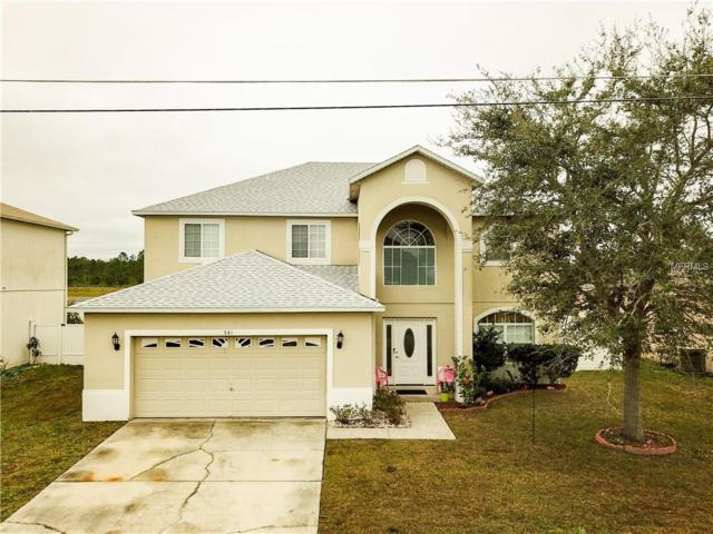 541 Bromley Court, Kissimmee, FL 34758 (MLS #S5012653) :: The Duncan Duo Team