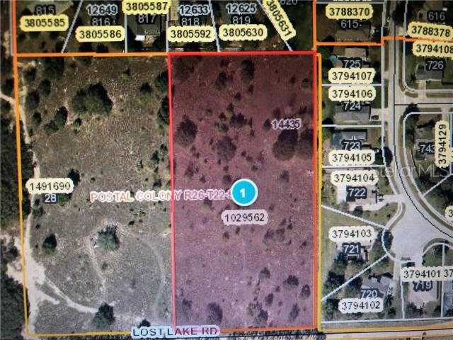 14435 Lost Lake Road, Clermont, FL 34711 (MLS #S5013708) :: Burwell Real Estate