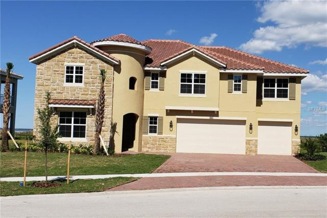 1661 Gateway Lane, Kissimmee, FL 34746 (MLS #S5014473) :: The Duncan Duo Team