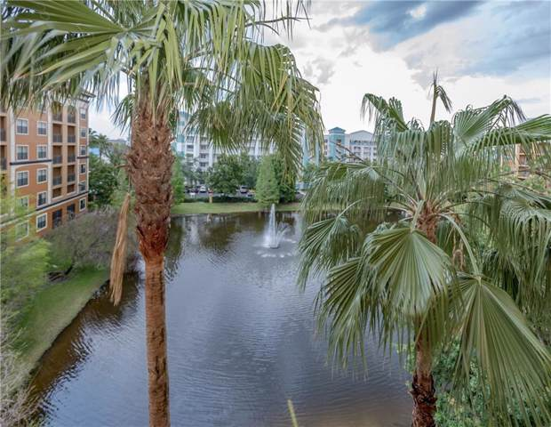 12527 Floridays Resort Drive #506, Orlando, FL 32821 (MLS #S5016199) :: The Light Team