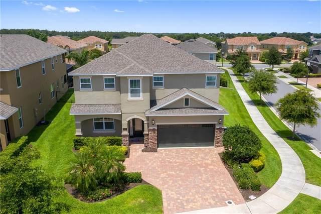 581 Lasso Drive, Kissimmee, FL 34747 (MLS #S5017450) :: Bustamante Real Estate