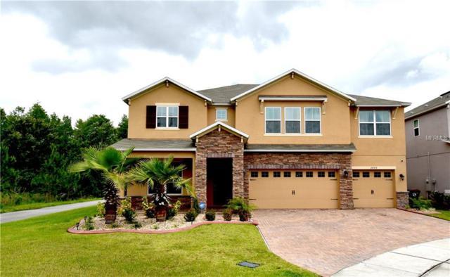 3899 Mt Vernon Way, Kissimmee, FL 34741 (MLS #S5017642) :: Team Bohannon Keller Williams, Tampa Properties