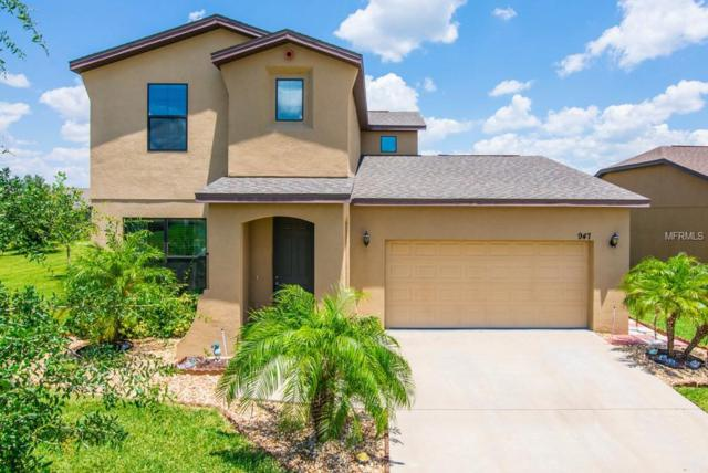 947 La Mirada Court, Kissimmee, FL 34744 (MLS #S5017816) :: The Duncan Duo Team
