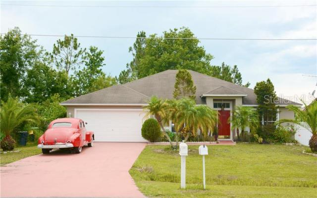 610 Gazelle Drive, Poinciana, FL 34759 (MLS #S5018889) :: The Robertson Real Estate Group
