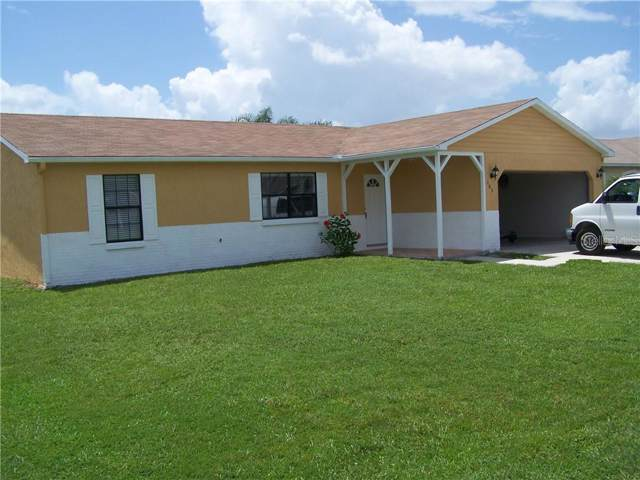 103 Barrington Drive, Kissimmee, FL 34758 (MLS #S5019355) :: Premium Properties Real Estate Services