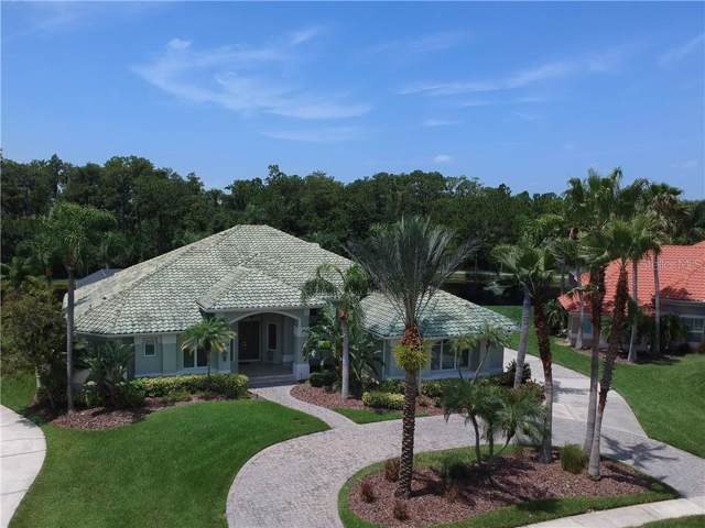 3868 Hunters Isle Dr, Orlando, FL 32837 (MLS #S5020644) :: Griffin Group