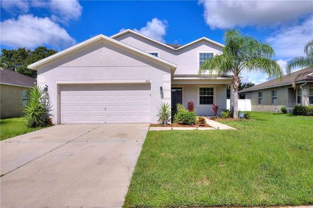 7254 Cedarcrest Boulevard, Lakeland, FL 33810 (MLS #S5021687) :: Griffin Group