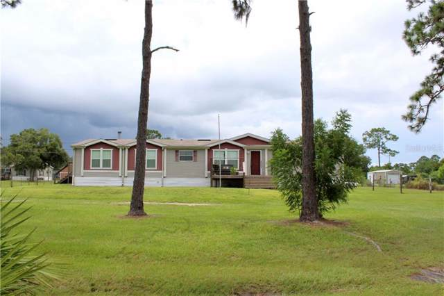 3844 Kaiser Avenue, Saint Cloud, FL 34772 (MLS #S5022033) :: Cartwright Realty