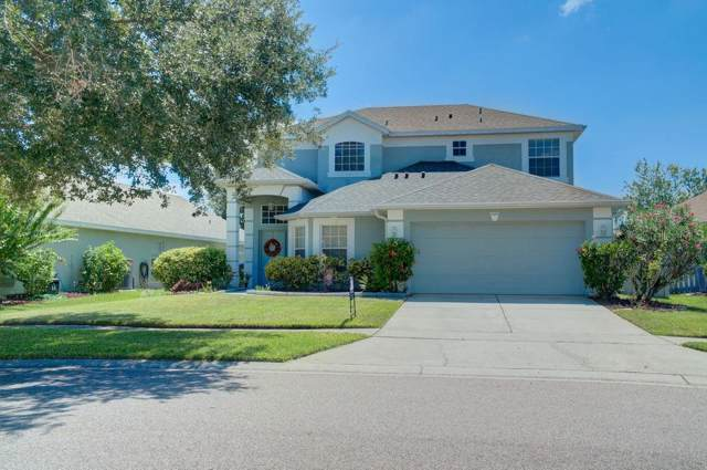 5024 Terra Vista Way, Orlando, FL 32837 (MLS #S5023126) :: The Duncan Duo Team