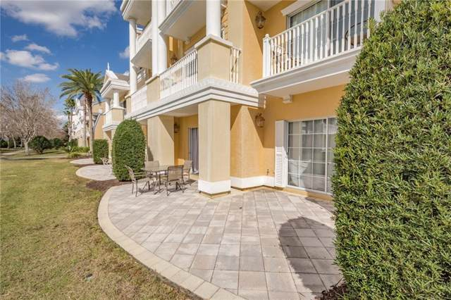 1322 Seven Eagles Court #102, Reunion, FL 34747 (MLS #S5023325) :: Baird Realty Group