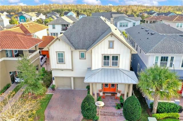 8574 Pinter Street, Orlando, FL 32827 (MLS #S5027503) :: Cartwright Realty