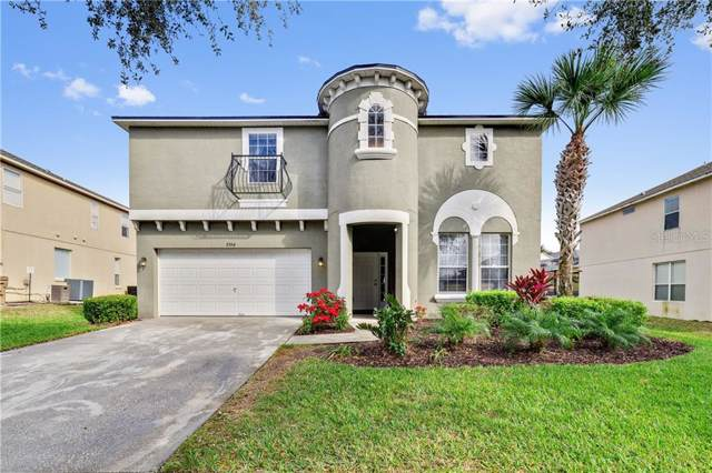 8554 La Isla Drive, Kissimmee, FL 34747 (MLS #S5028466) :: Team Bohannon Keller Williams, Tampa Properties