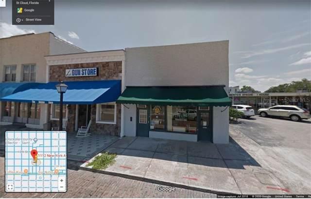 1112 New York Avenue, Saint Cloud, FL 34769 (MLS #S5028971) :: Team Bohannon Keller Williams, Tampa Properties