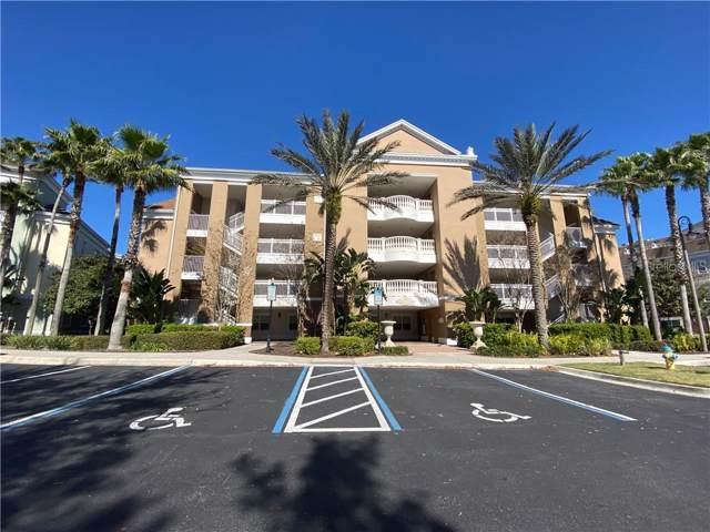 1106 Sunset View Circle #301, Reunion, FL 34747 (MLS #S5029297) :: Sarasota Gulf Coast Realtors