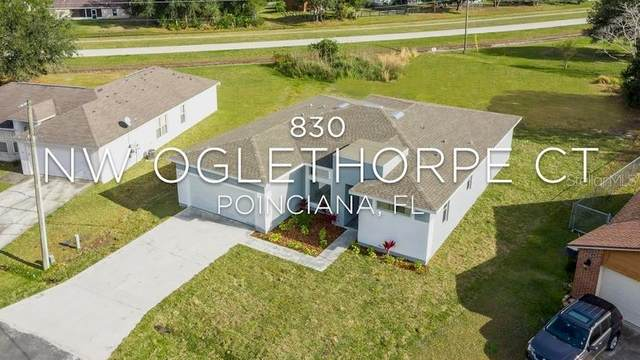 830 NW Oglethorpe Court, Kissimmee, FL 34758 (MLS #S5030019) :: Premium Properties Real Estate Services