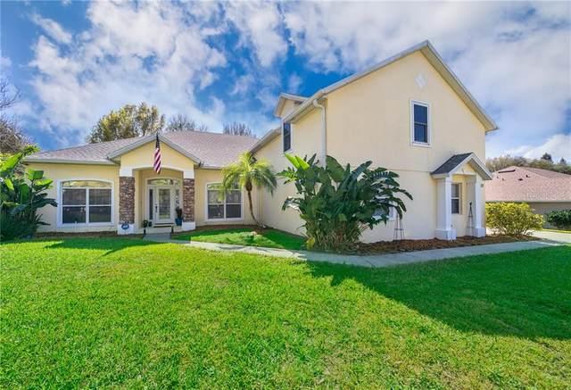 12322 Lake Valley Drive, Clermont, FL 34711 (MLS #S5030511) :: Team Bohannon Keller Williams, Tampa Properties