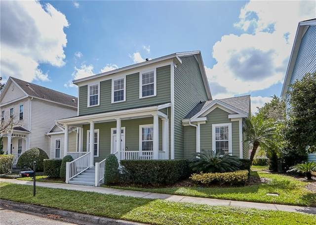109 Grace Avenue, Celebration, FL 34747 (MLS #S5030616) :: Bustamante Real Estate