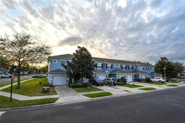 9392 Jasmine Flower Lane #196, Orlando, FL 32832 (MLS #S5030737) :: Rabell Realty Group