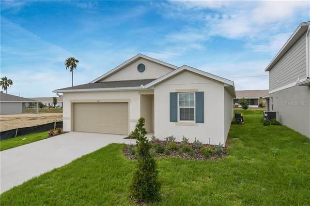 164 Lake Smart Circle, Winter Haven, FL 33881 (MLS #S5033010) :: Sarasota Home Specialists