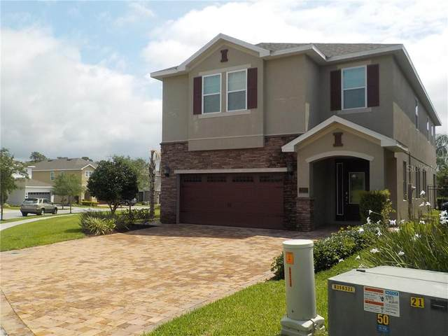 7542 Marker Avenue, Kissimmee, FL 34747 (MLS #S5033650) :: Team Bohannon Keller Williams, Tampa Properties