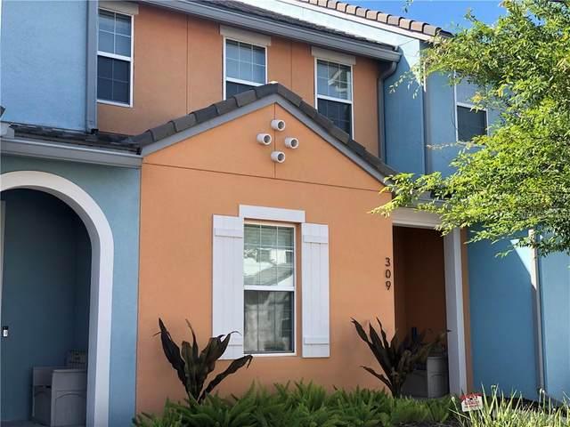 309 Captiva Drive, Davenport, FL 33896 (MLS #S5034003) :: Griffin Group