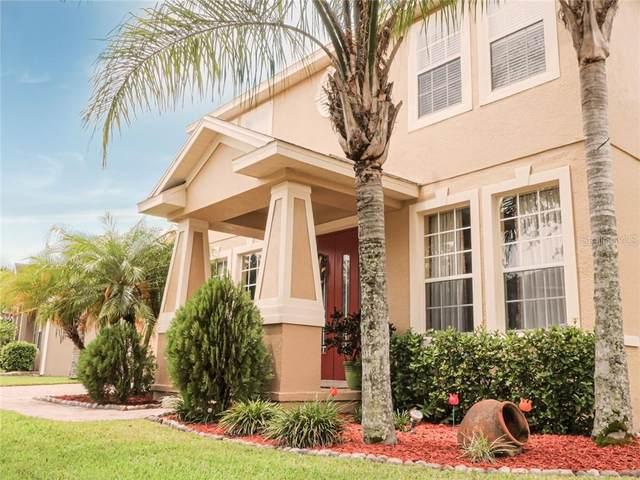 10252 Kristen Park Drive, Orlando, FL 32832 (MLS #S5034841) :: The Light Team