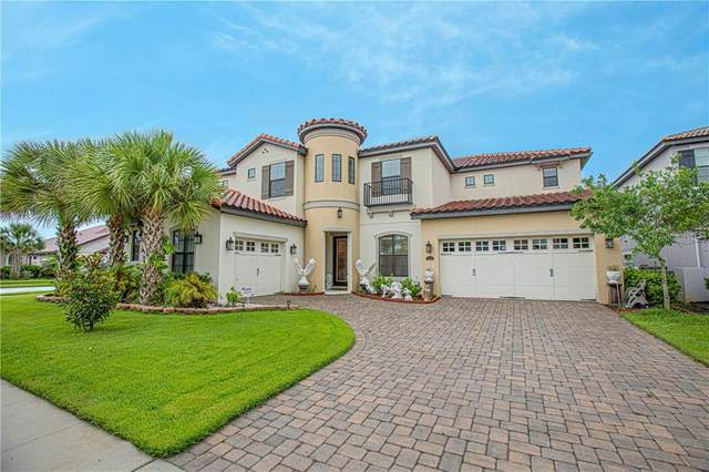 3801 Shoreside Drive, Kissimmee, FL 34746 (MLS #S5034972) :: Bridge Realty Group