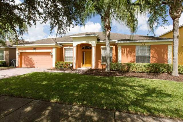 349 Yellow Snapdragon Drive, Davenport, FL 33837 (MLS #S5035117) :: Frankenstein Home Team