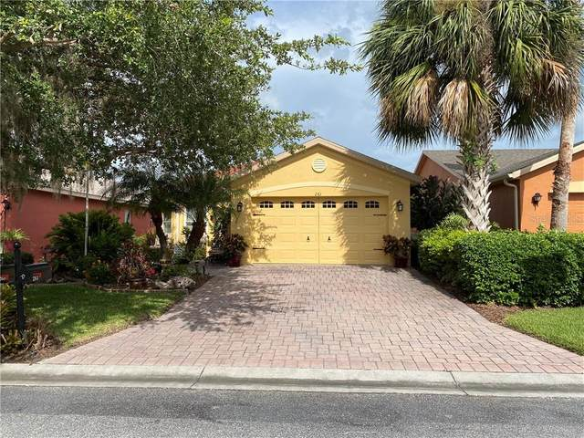 261 Grand Canal Drive, Poinciana, FL 34759 (MLS #S5036329) :: The Duncan Duo Team