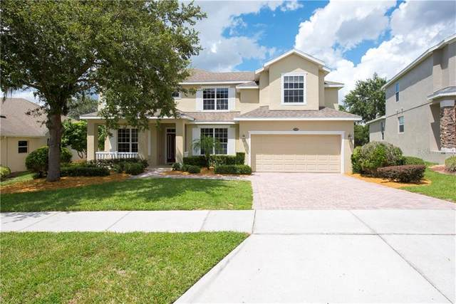 1215 Legendary Boulevard, Clermont, FL 34711 (MLS #S5037533) :: Florida Real Estate Sellers at Keller Williams Realty
