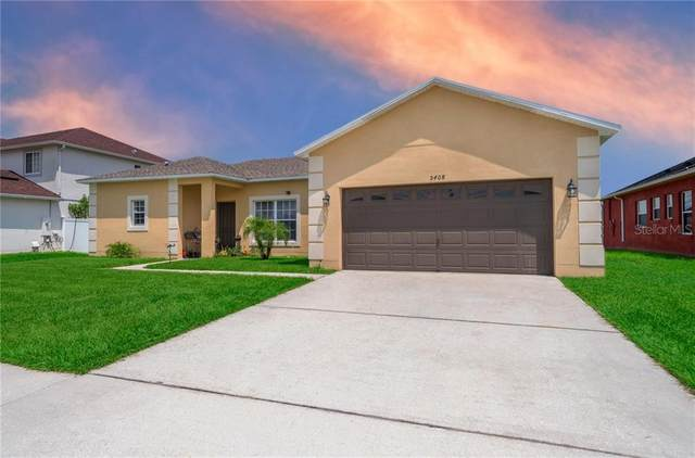 5408 Crepe Myrtle Circle, Kissimmee, FL 34758 (MLS #S5037834) :: Cartwright Realty