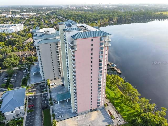 13427 Blue Heron Beach Drive #107, Orlando, FL 32821 (MLS #S5039383) :: Realty One Group Skyline / The Rose Team