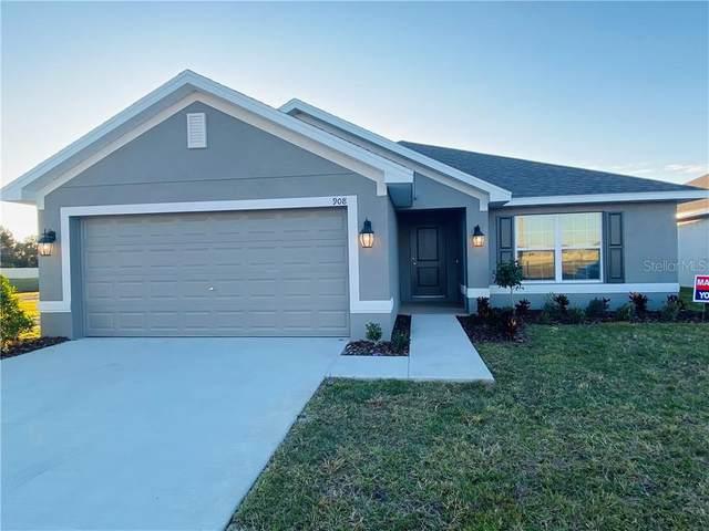 908 Vienna Drive, Winter Haven, FL 33884 (MLS #S5039455) :: Visionary Properties Inc