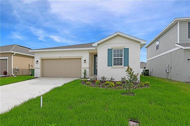 173 Lake Smart Circle, Winter Haven, FL 33881 (MLS #S5039722) :: Alpha Equity Team