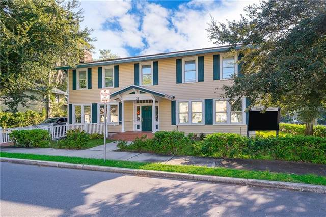 21 S Clyde Avenue, Kissimmee, FL 34741 (MLS #S5039809) :: Griffin Group