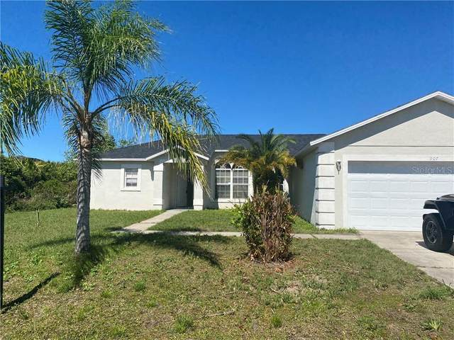 907 Cherbourg Way, Kissimmee, FL 34759 (MLS #S5041560) :: The Duncan Duo Team