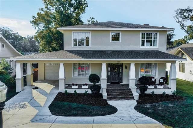 204 W Belvedere Street, Lakeland, FL 33803 (MLS #S5044627) :: Pepine Realty