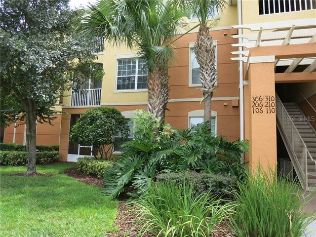 8660 Buccilli Drive #109, Orlando, FL 32829 (MLS #S5047141) :: Rabell Realty Group