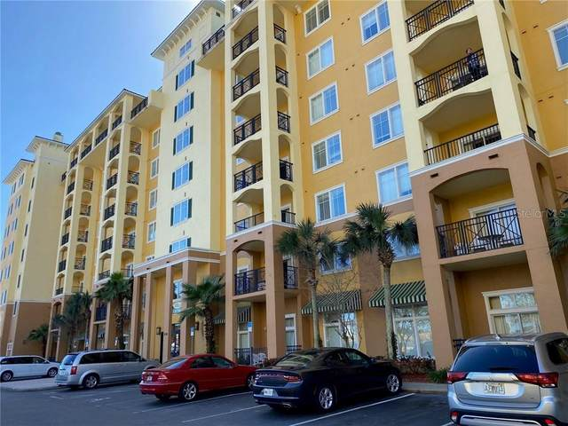 8000 Poinciana Boulevard #2510, Orlando, FL 32821 (MLS #S5047212) :: Keller Williams Realty Peace River Partners