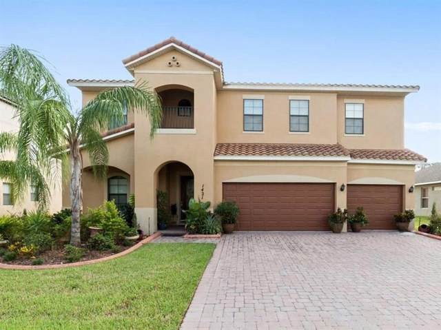 1421 Prairie Oaks Drive, Saint Cloud, FL 34771 (MLS #S5049900) :: Positive Edge Real Estate