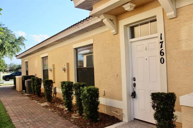 1760 Coriander Drive, Poinciana, FL 34759 (MLS #S5050538) :: Century 21 Professional Group